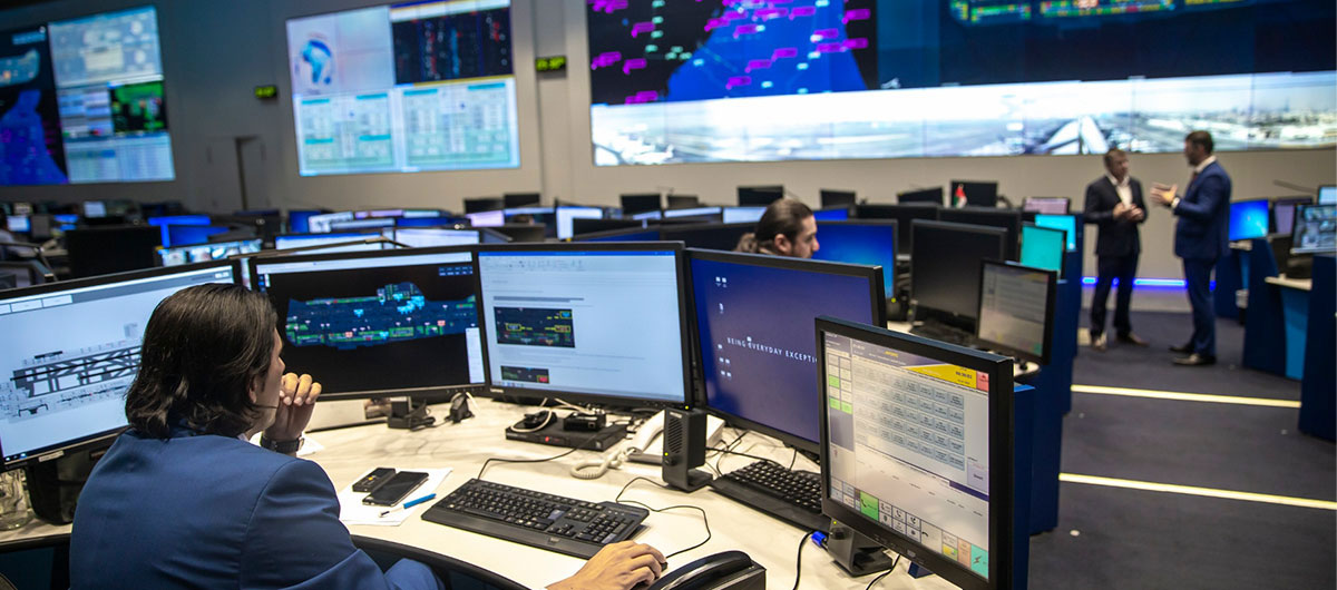Airport Operations/Emergency Operations Center