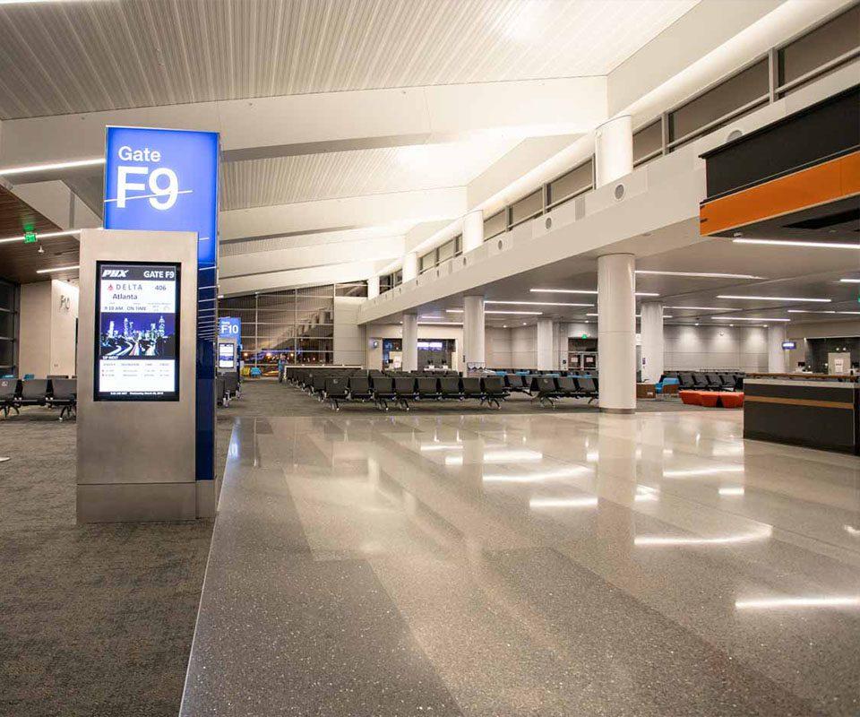 PHX Terminal 3 Modernization