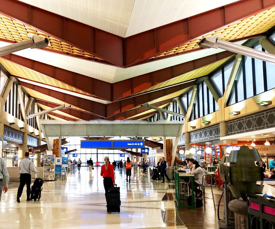 PHX Terminal 4 S1 Concourse Addition