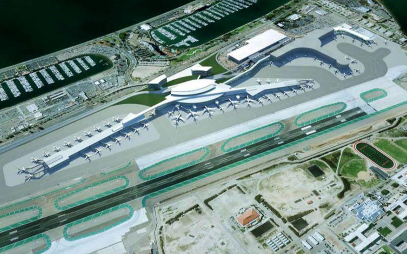 New Terminal Replacing Terminal 1