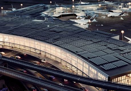 Terminal 1 Interim Boarding Area B (IBAB)