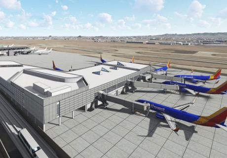 Terminal 4 S1 Concourse Addition